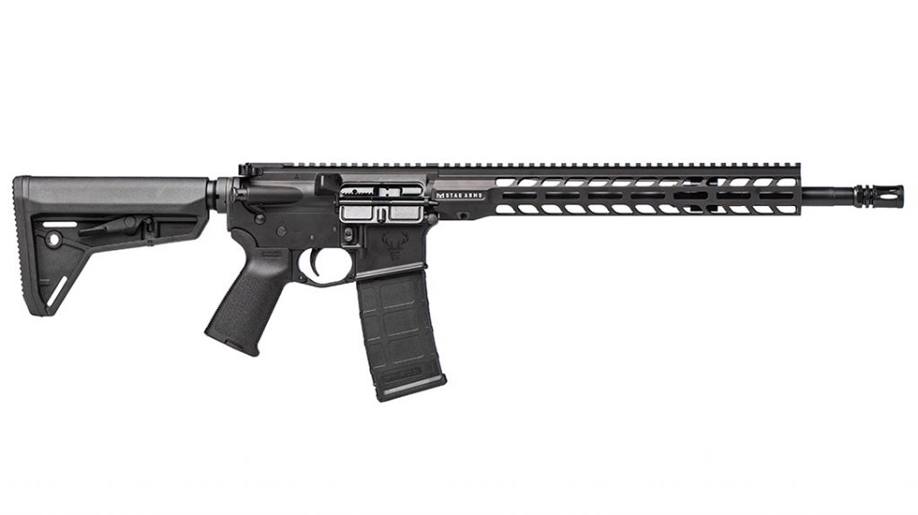 The MPI-tested bolt adds tactical versatility.
