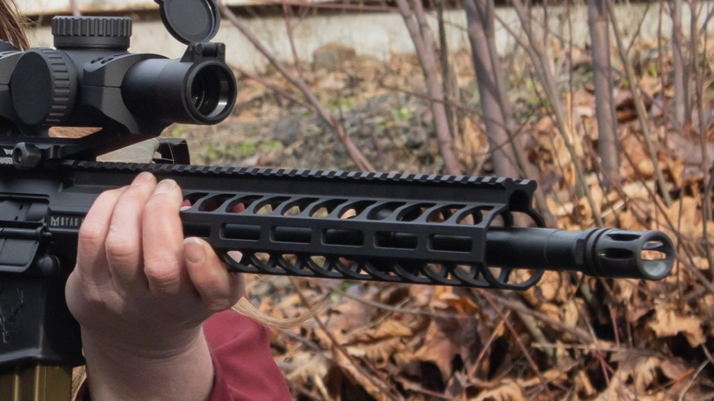 New roll marks and handguard design show Stag is not one to sit still with design.