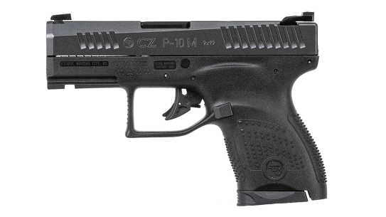 The CZ P-10 M is purpose built for everyday carry.