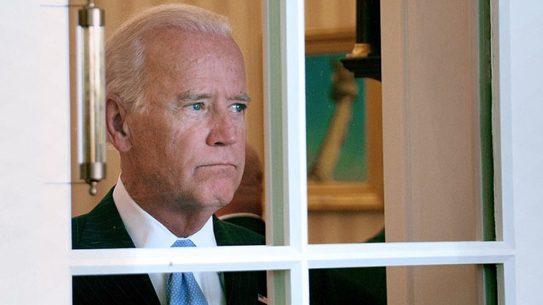 President Joe Biden continues his push for gun control.