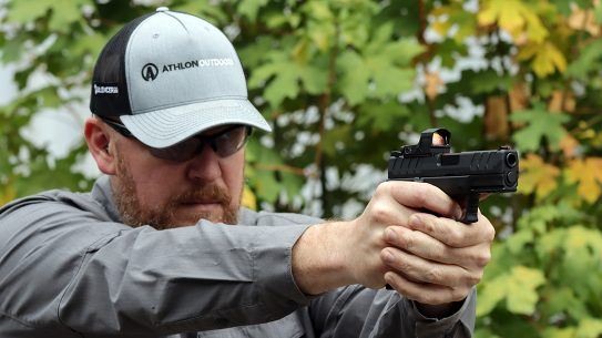 The new Springfield XDm Elite Compact is built for carry optics.