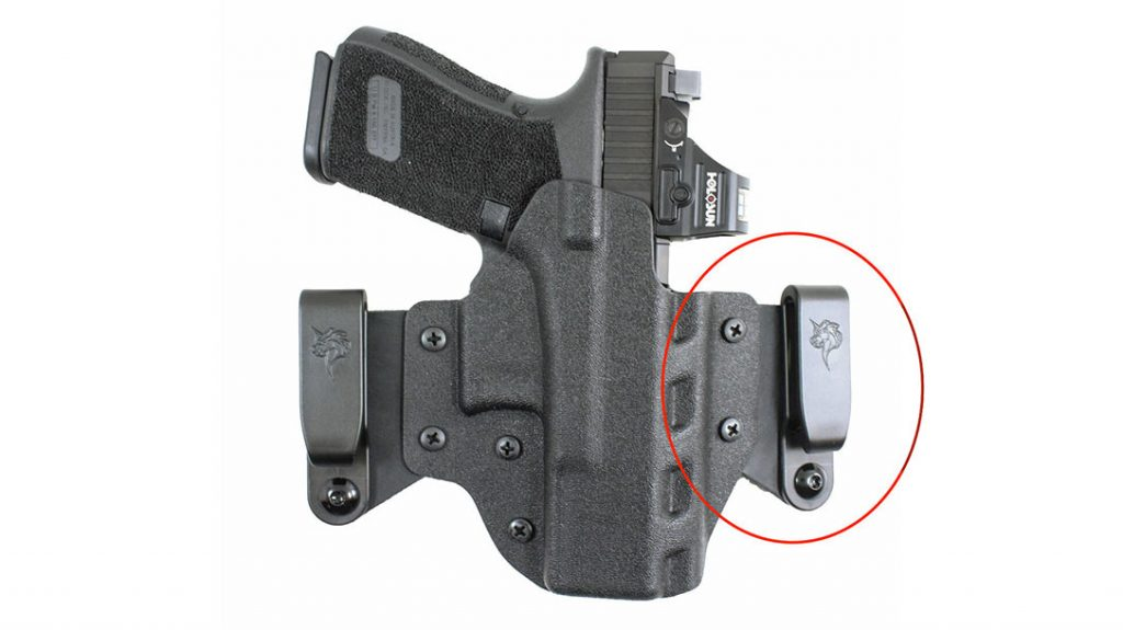 IWB attachments are available for the Veiled Partner.