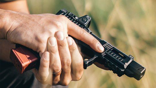 Faxon EXOS Pistol Compensators