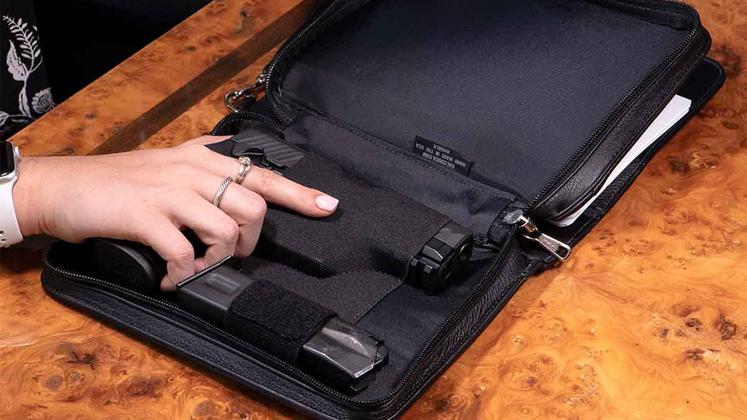 Galco Concealed Carry Day Planners.
