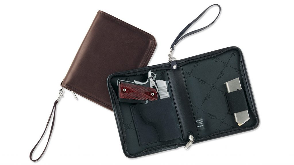 The Galco Defense Concealed Carry Day Planner.