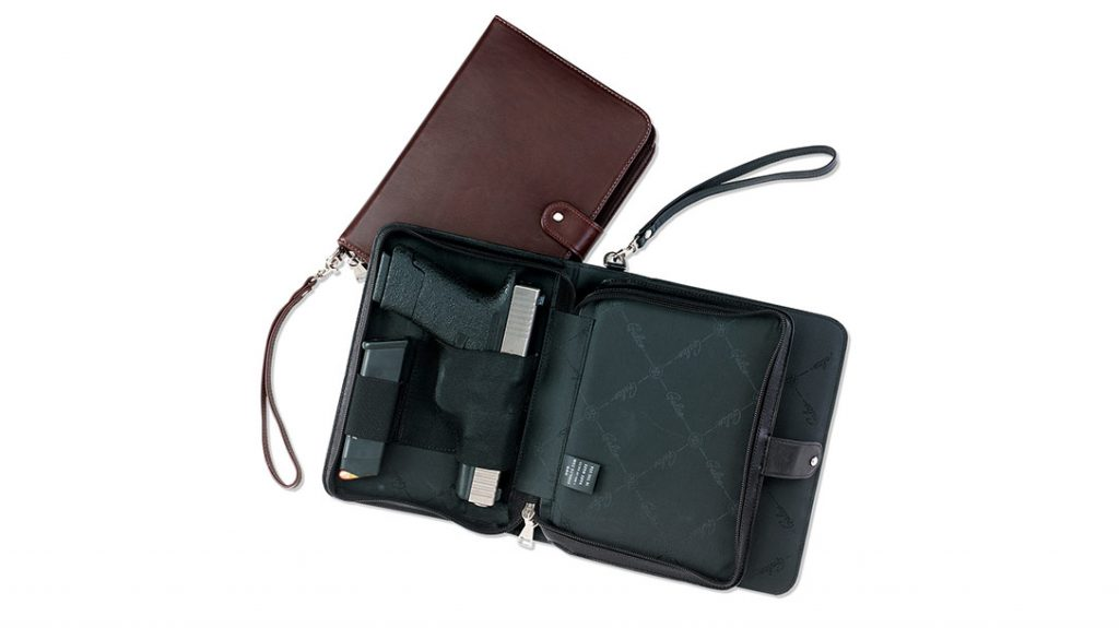 The Galco Hidden Agenda Concealed Carry Day Planner.