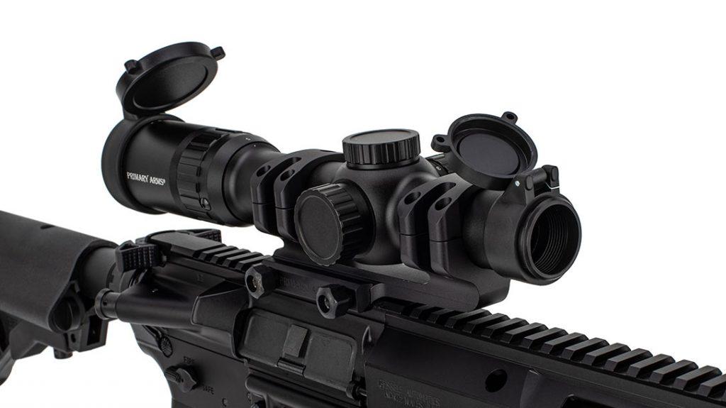 SLX 1-5X24 FFP rifle sight.
