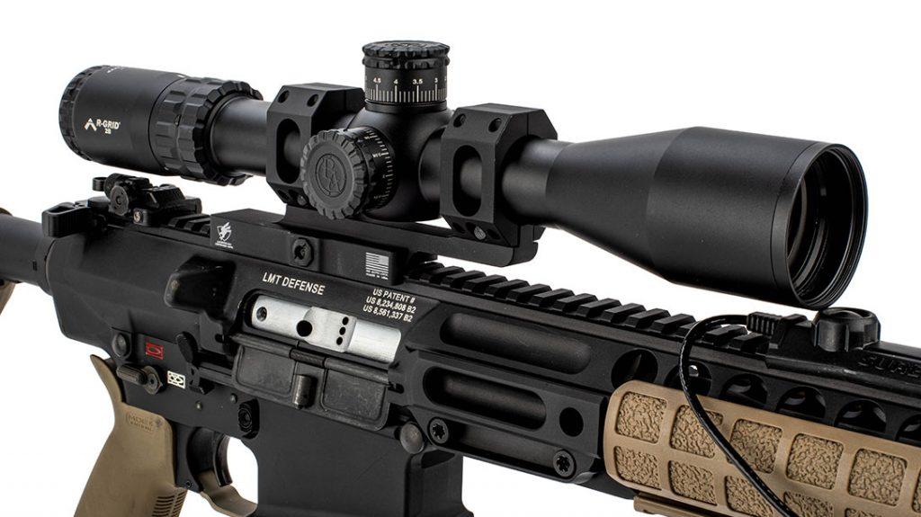 The SLX 4-16X44 FFP rifle sight.
