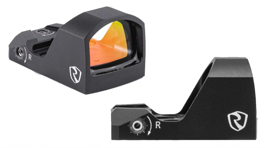 The Riton 3 Tactix PRD 2 pistol sight