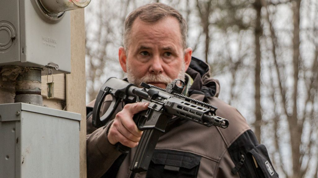 The Wilson Combat home defense pistol makes a great home defense option.