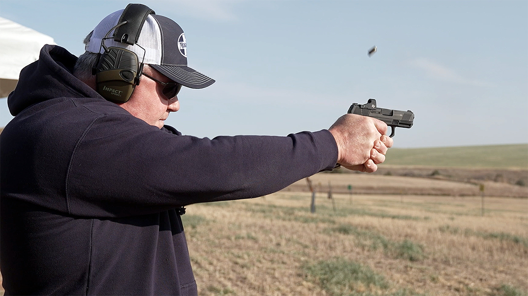 WATCH: The New 9mm Mossberg MC2sc Comes Fully Loaded for EDC