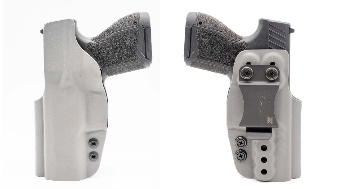 The N8 Tactical Xecutive provides a true do-it-all carry holster.