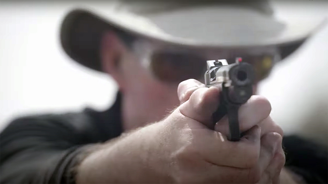 WATCH: Master Recoil Control for Faster, Accurate Pistol Shooting