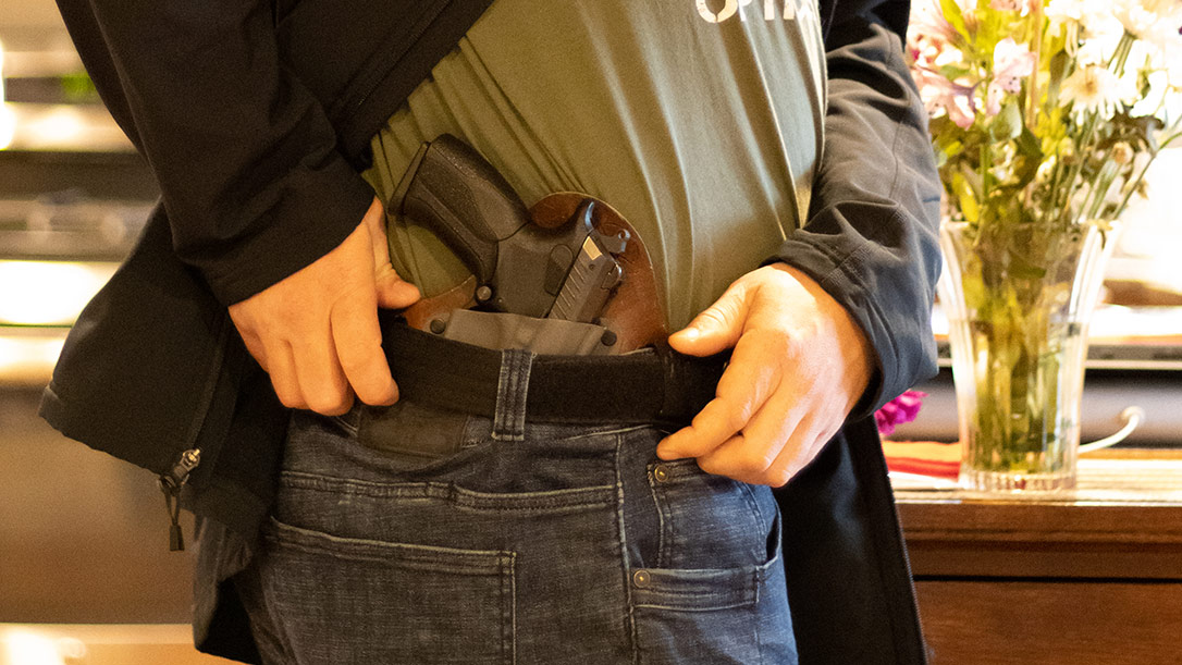 The author details his concealed carry preferences, as well as tips and tricks for carrying.