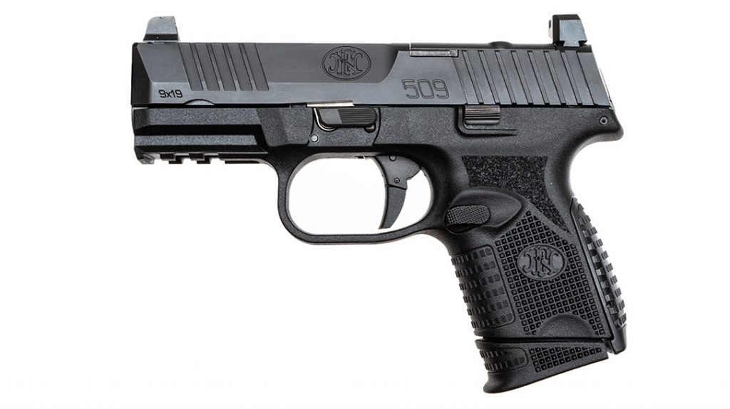 FN 509 Compact fits the EDC Pistols for 2021.