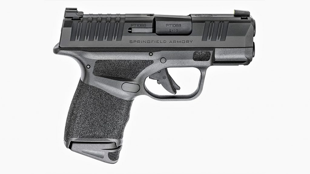 Springfield Armory Hellcat lists most lists of top EDC Pistols for 2021.