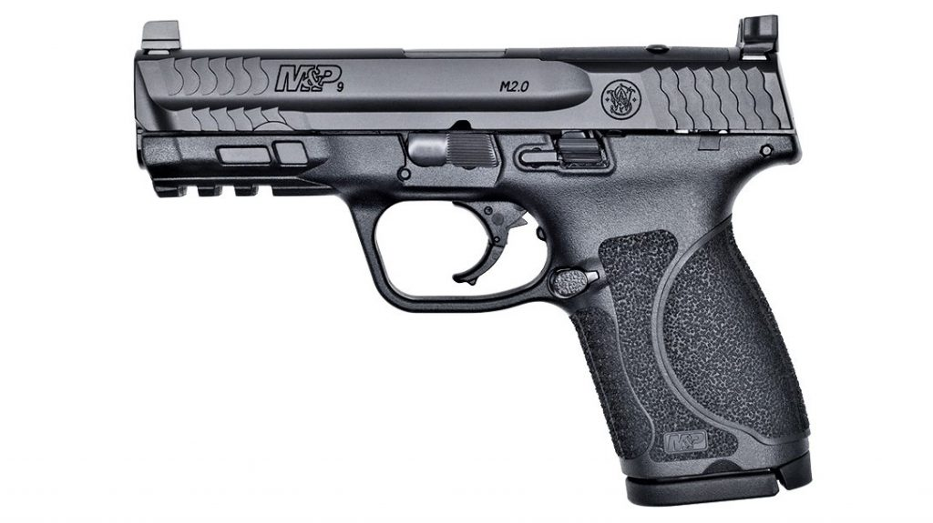 Smith & Wesson M&P 9 M2.0 Compact OR is an optics ready EDC Pistol for 2021.