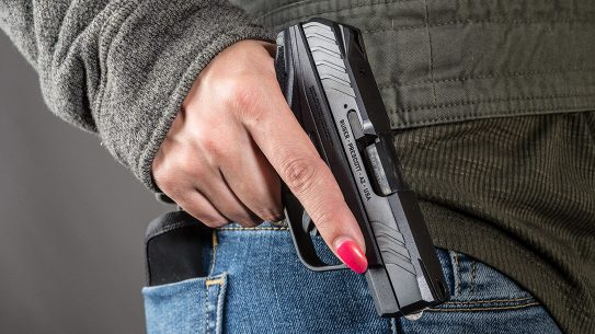 The Ruger LCP II is still a popular concealed carry pistol.