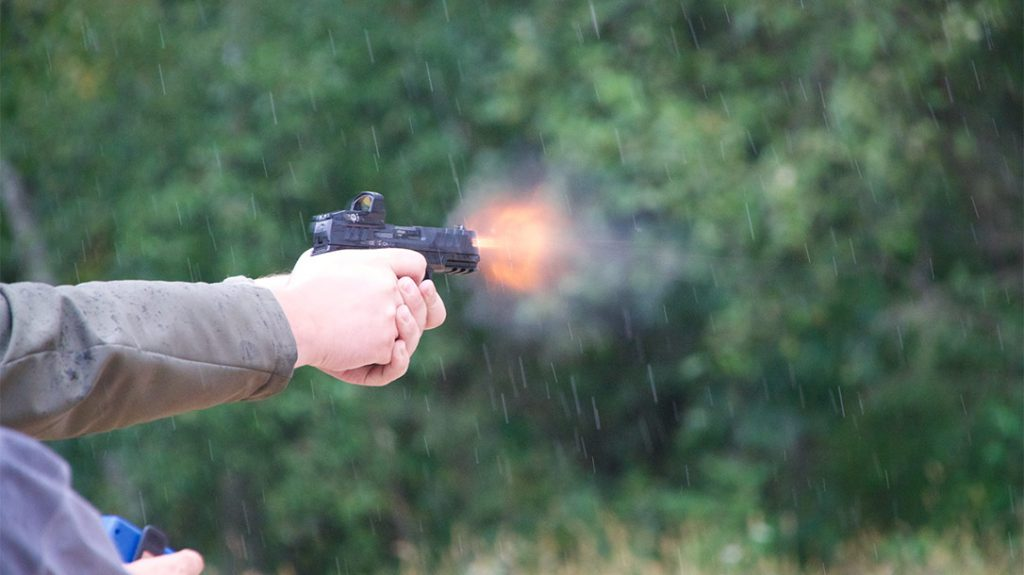 Scott Jedlinkski's instruction on the utilization of red-dot sights on pistols was a game changer.